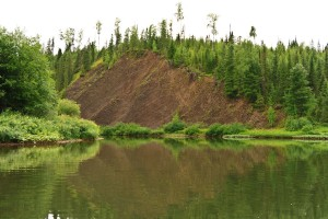 Скала  Бурундук (высота 70м)