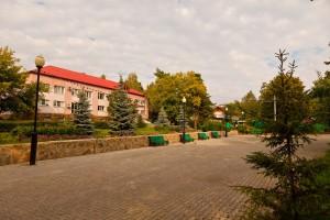 Курорт Увильды