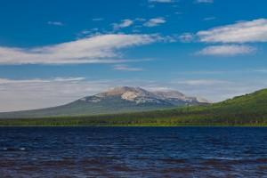 Гора Нургуш - 1406м.