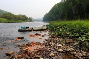 На река Усьва