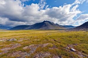 Гора Старик-Из (1268м)