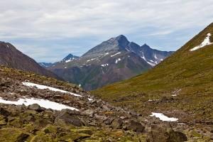 Вид с перевала Кар-Кар