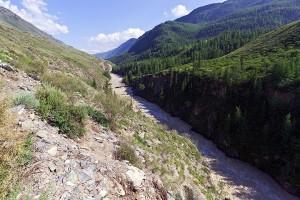 Алтай. Река Чуя.