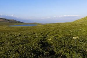 Алтай. Озеро Карасу.