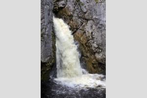 Водопад на Щугоре