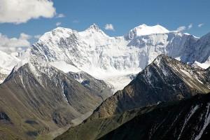 Гора Белуха, 4506м.