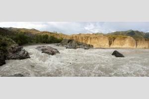 Река Чуя, порог Турбинный (2012г)