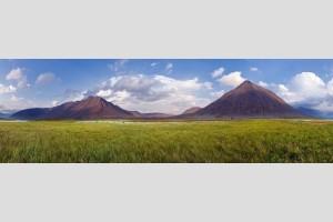 Гора Старик-Из и Старуха-Из